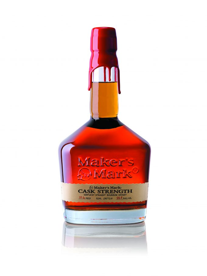 Maker's Mark Cask Strength launches in duty-free shops
