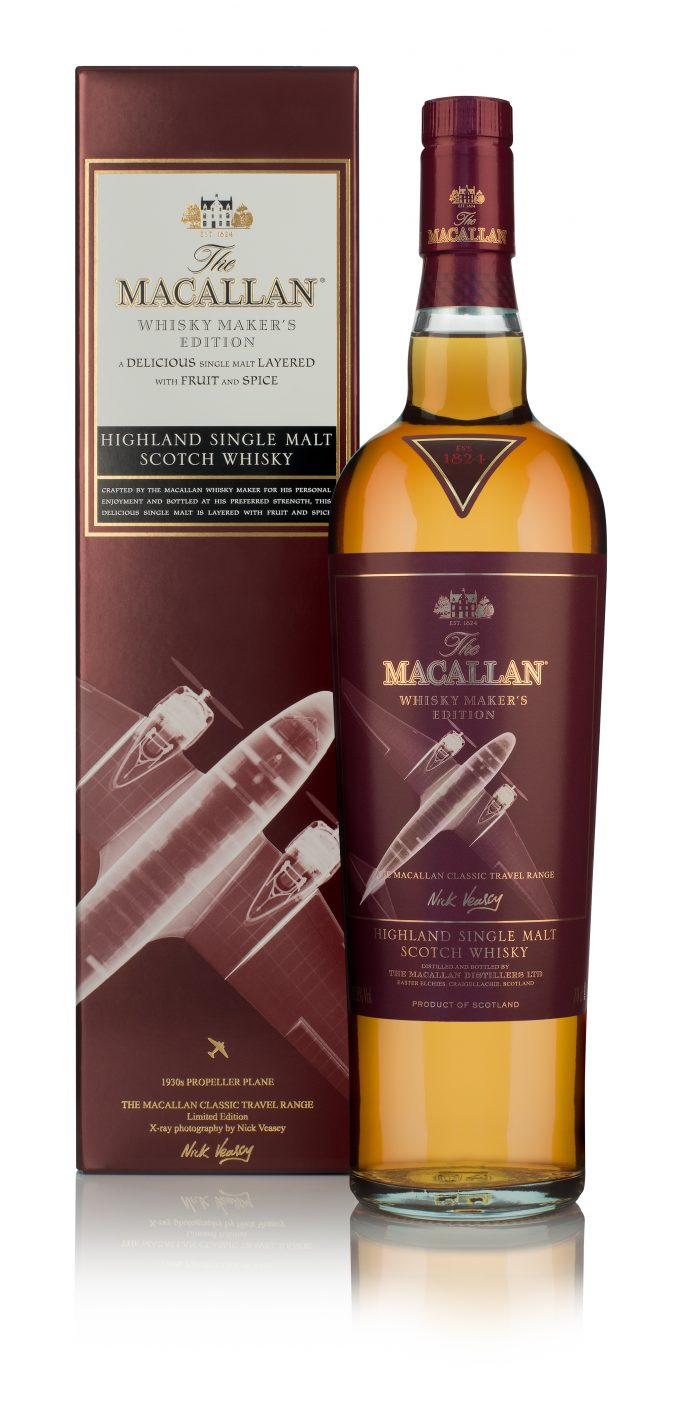 The Macallan reveals exclusive malts range for travellers