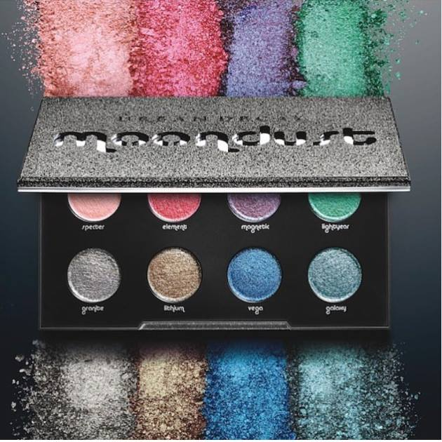 Urban Decay Moondust collection is GO for launch
