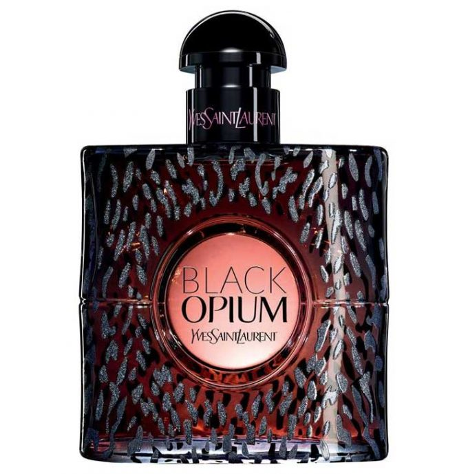 YSL goes Wild with Black Opium special edition