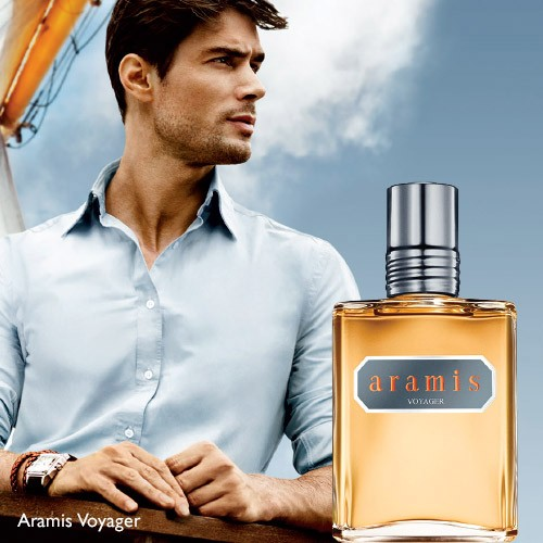 Aramis launches new scent for the brave, bold & adventurous