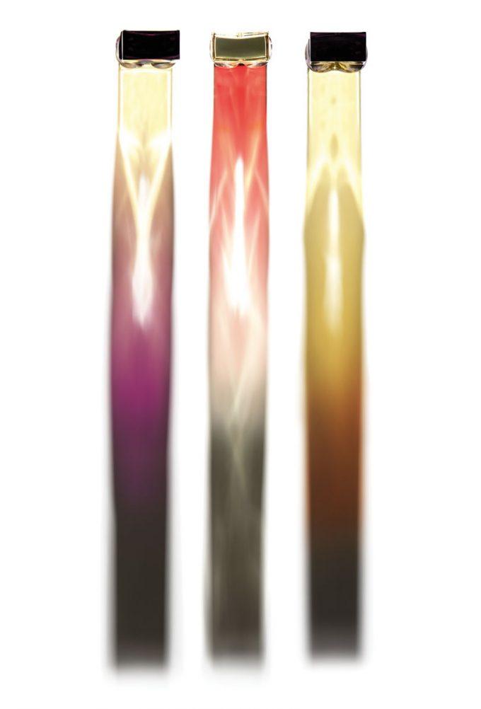 Christian Louboutin unveils his trio of luxury fragrances