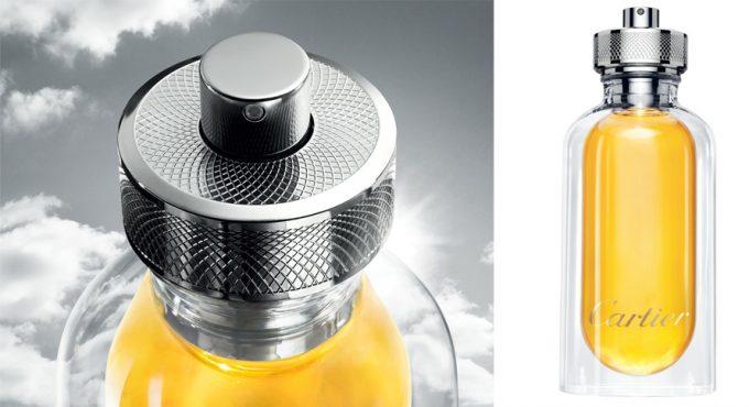Cartier flies high with new men's scent L'Envol