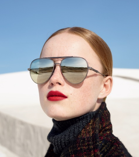 Bottega Veneta eyewear on exclusive launch with DFS