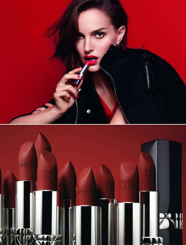 Revamp the Vamp: Dior Rouge gets edgy update