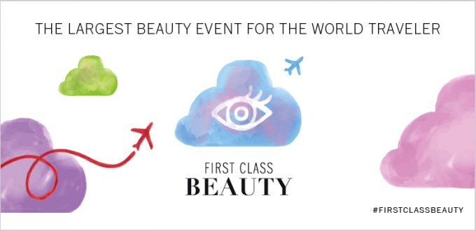 First Class Beauty event returns to DFS this August