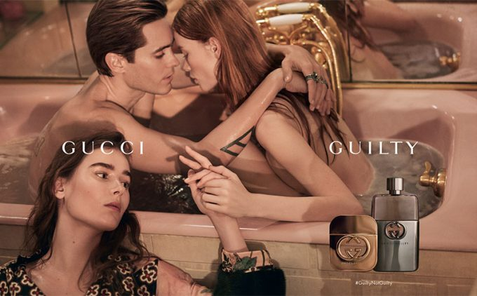 Gucci Guilty scent gets steamy; Jared Leto stars in new global campaign