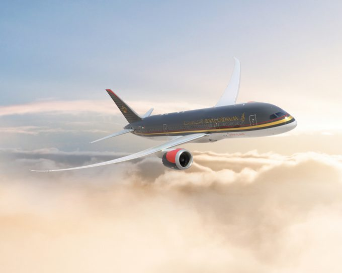 Royal Jordanian unveils new inflight duty-free shopping service