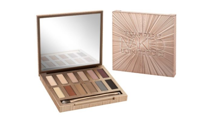 Urban Decay reveals Naked Ultimate Basics palette