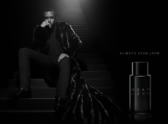 Sean 'Diddy' Combs shows his sophisticated side with a new Sean John Fragrance