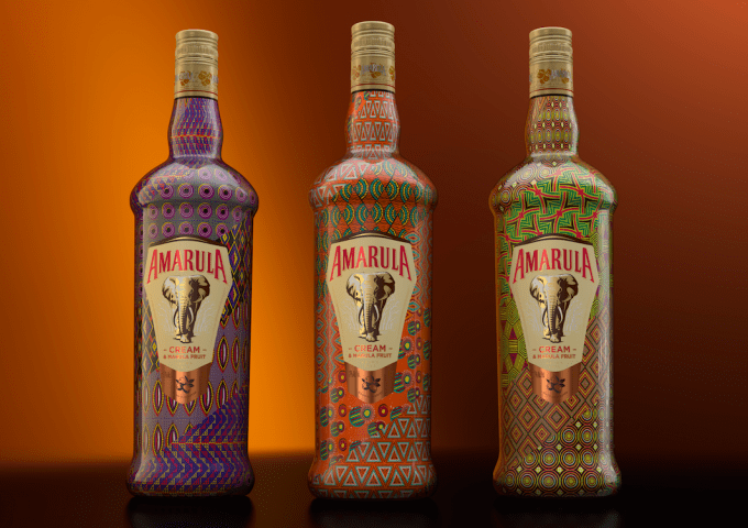 Amarula launches African Design Series – exclusive to duty-free