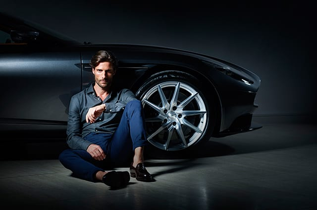 Aston Martin x Hackett: An exclusive fashion collaboration driven by style