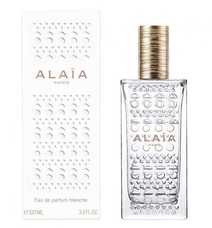 FIRST LOOK: Azzedine Alaïa launches Alaïa Blanche perfume