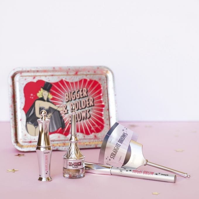 Benefit launches new Brow Starter kits this October