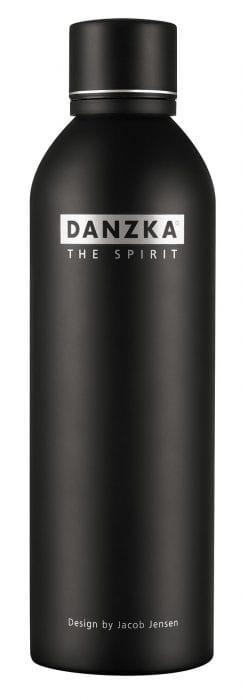 Danzka unveils THE SPIRIT: New Scandi-cool vodka by Jacob Jensen Design