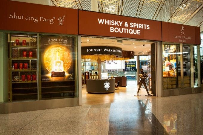 Johnnie Walker House opens at Beijing Capital and Seoul Incheon airports
