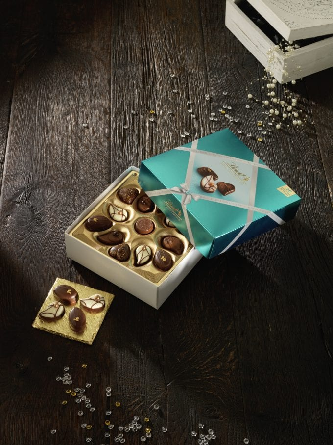 Lindt sparkles with Bijoux Collection travel exclusive