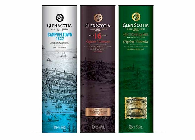 Loch Lomond whiskies to make debut in duty-free