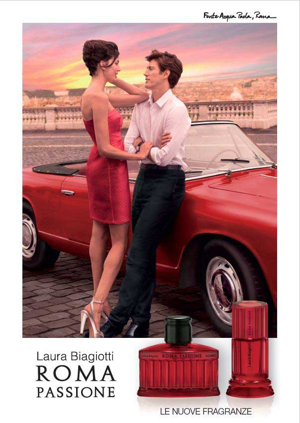 Laura Biagiotti unveils passion-filled editions of Roma fragrances