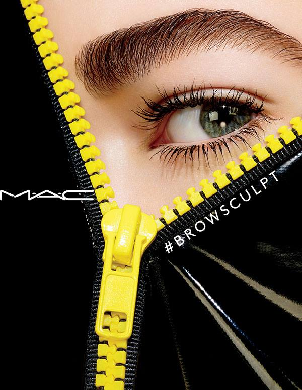 MAC launch alert: Brow Sculpt collection on its way!