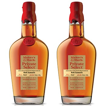 Maker's Mark brings Private Select range to duty-free