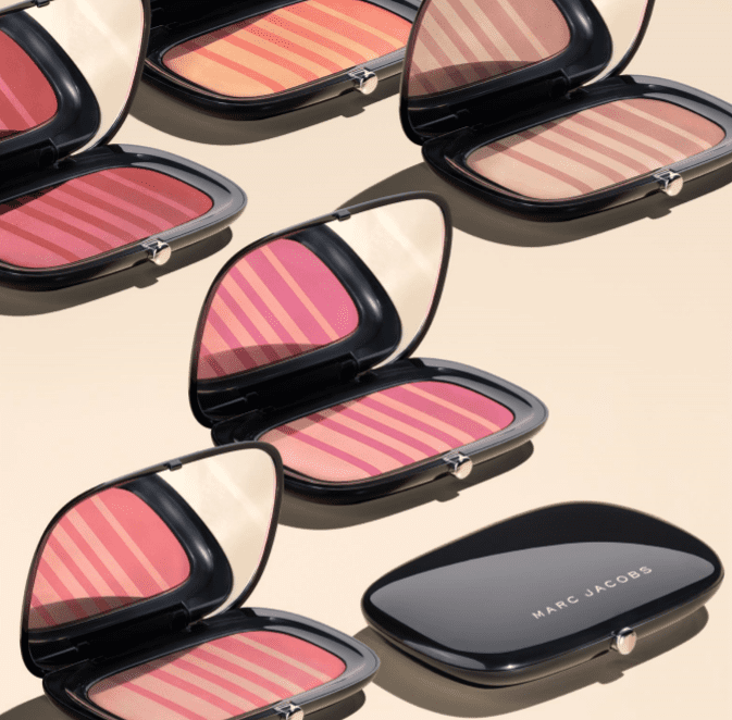 Marc Jacobs Beauty launches Airblush Soft Glow Duo