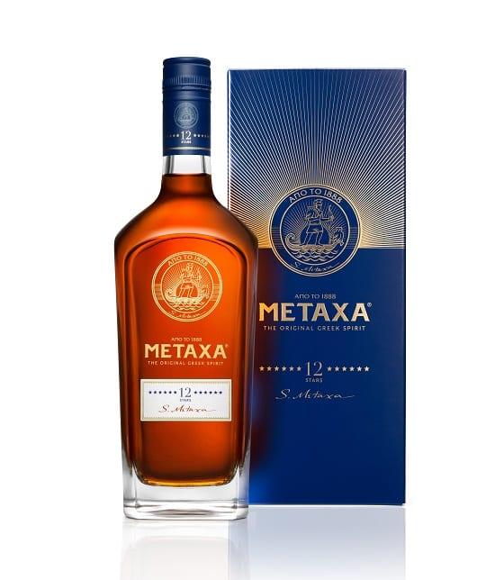 Metaxa 12 Stars shows off stylish new presentation