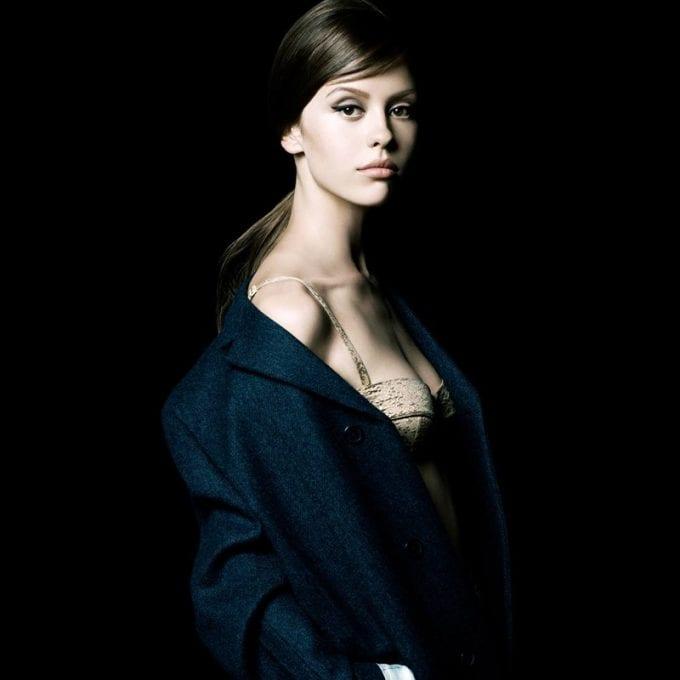 Serene beauty defines Prada La Femme fragrance campaign