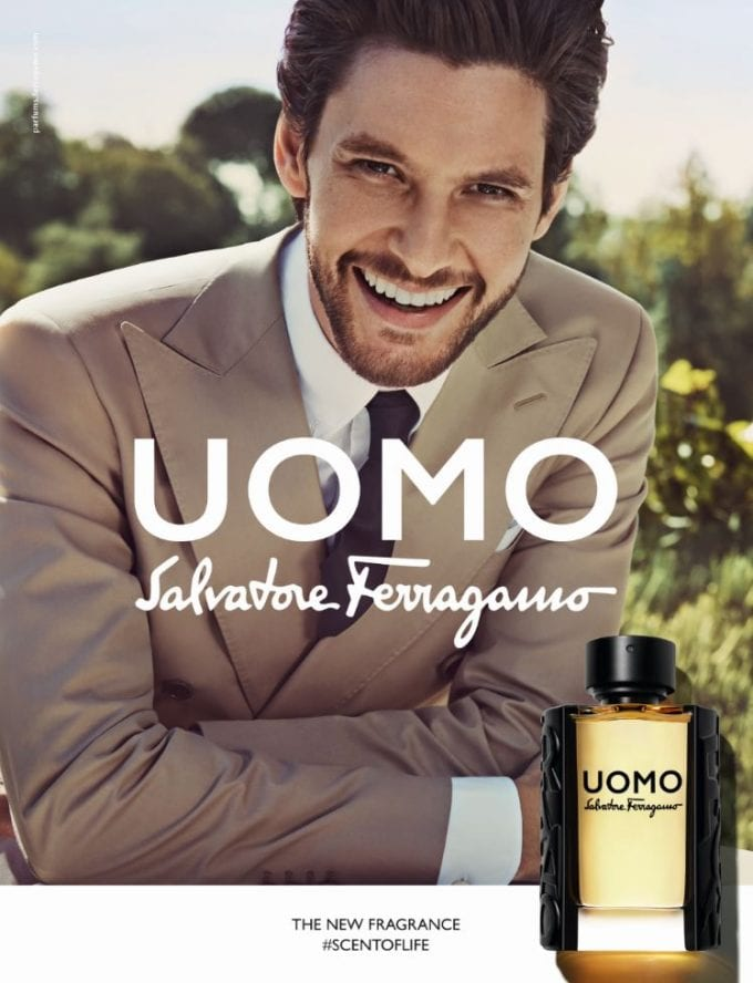 Salvatore Ferragamo introduces Ben Barnes as the face of its new scent