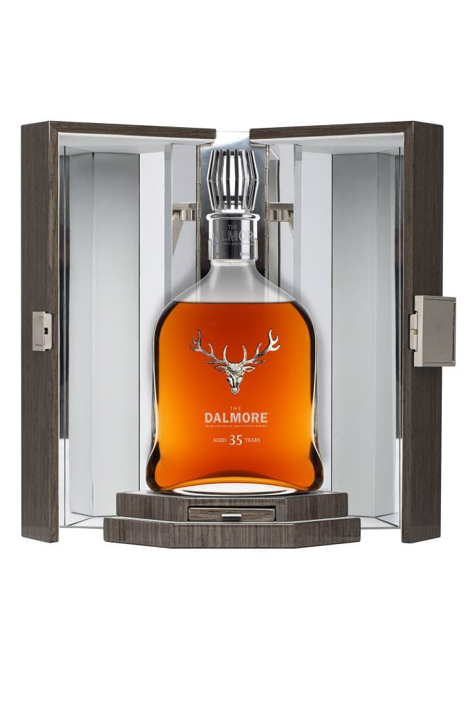 The Dalmore to release rare 35 Year Old expression