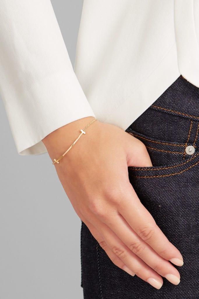 tiffany-co-t-smile-18-karat-gold-bracelet