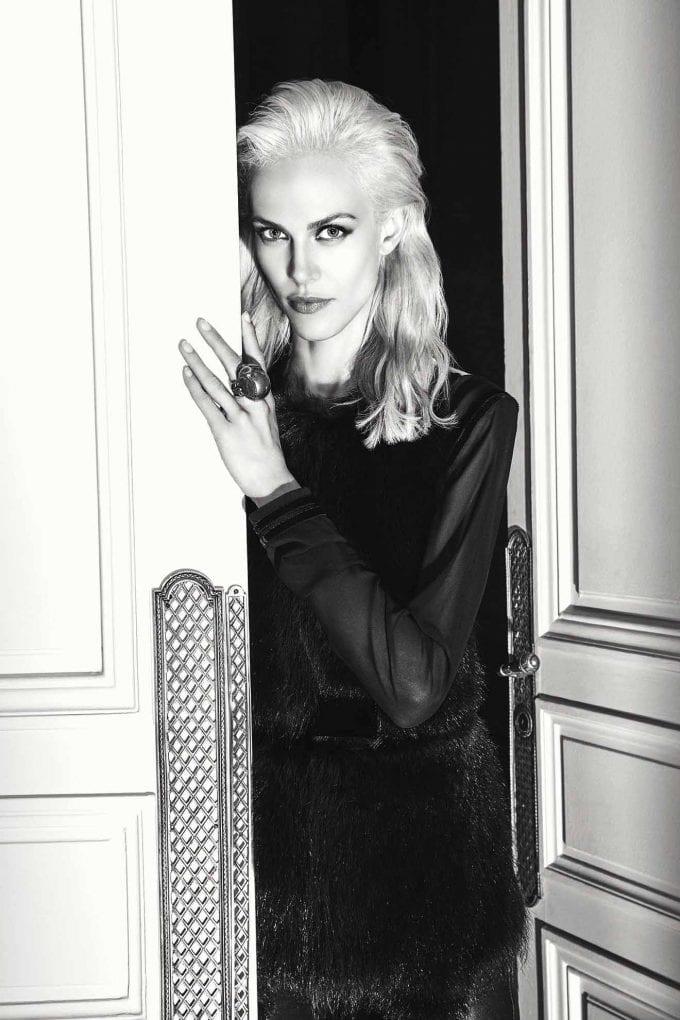 L'Ange Noir: Givenchy unveils a new femme fatale