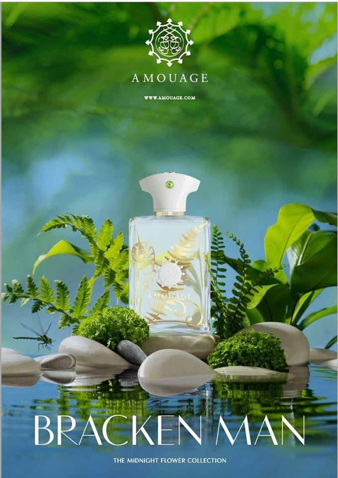 Amouage unveils latest fragrance Bracken for Man