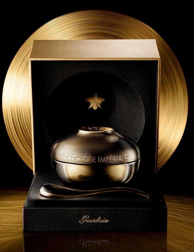 Guerlain launches Orchidée Impériale Black