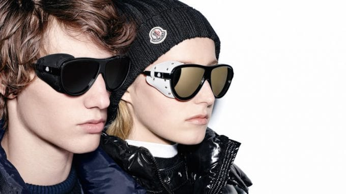Moncler introduces its first eyewear collection with Marcolin – Moncler Lunettes