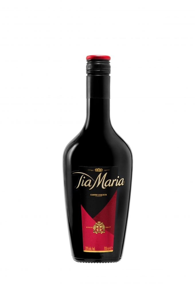 Tia Maria gets shapely silhouette in new style update
