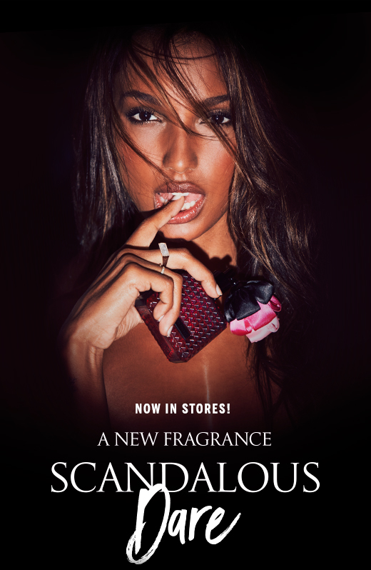 Victoria's Secret unveils new Scandalous fragrance, Dare