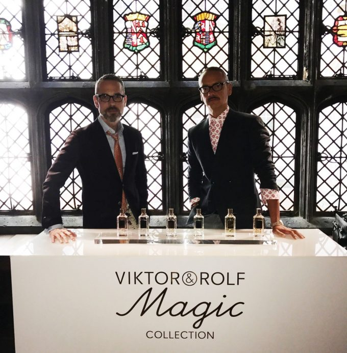 Viktor&Rolf unveil Magic Collection of six fragrances