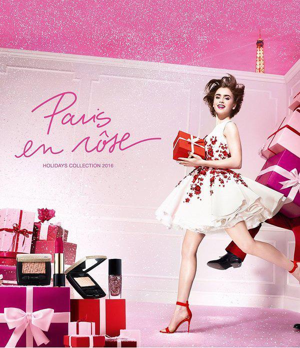 FIRST LOOK: Lancôme debuts Paris en Rose makeup collection