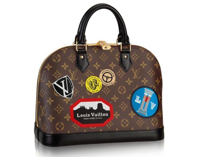Louis Vuitton unveils the new World Tour Collection