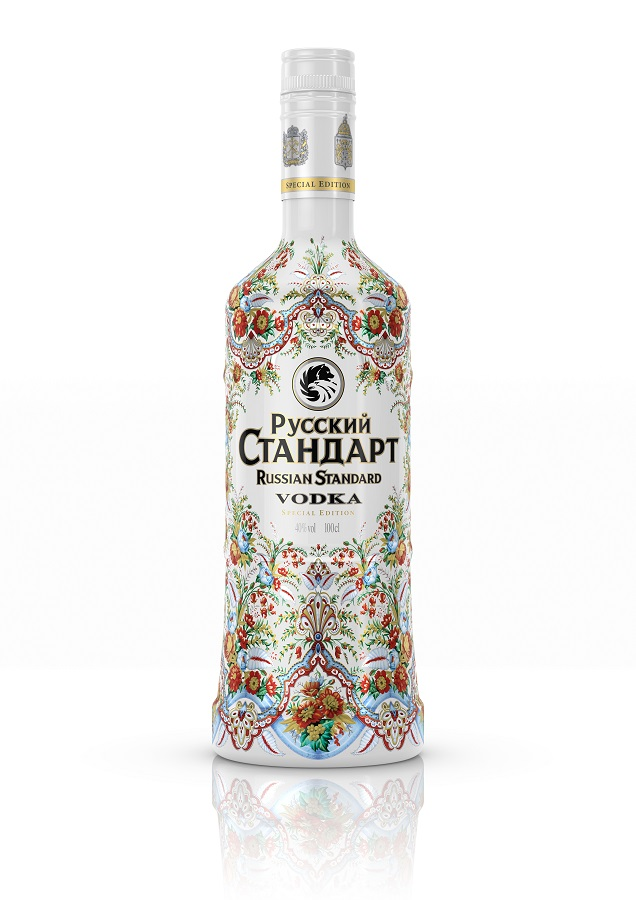 Russian Standard unveils Pavlovo Posad limited edition for duty-free