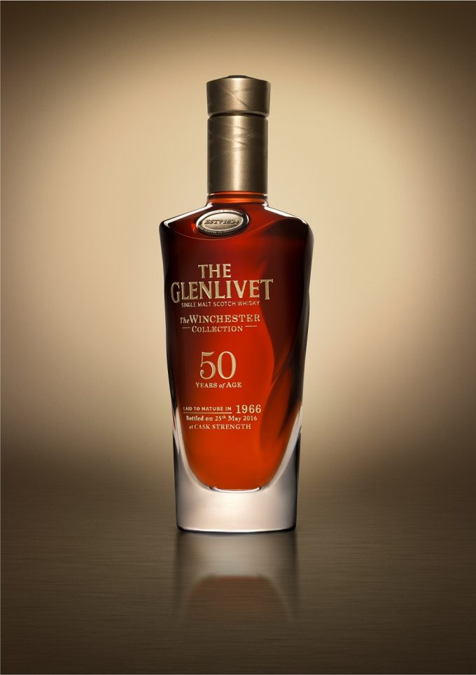The Glenlivet unveils new edition of the Winchester Collection, Vintage 1966