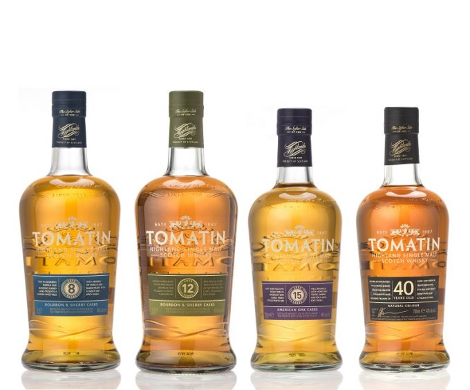 Tomatin duty-free specials debut at Brussels airport