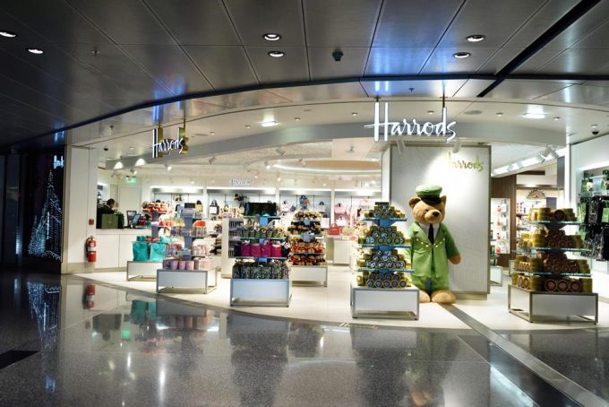 Harrods, Bottega Veneta & Zegna stores to join Doha airport luxury line up