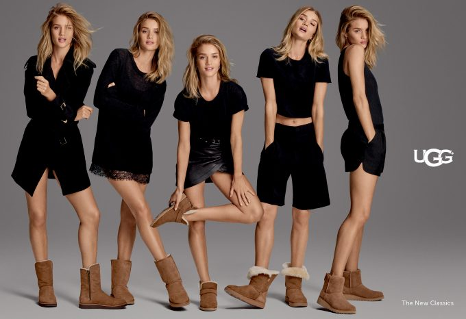UGG (and Rosie H-W) unveil the new Classic II boot