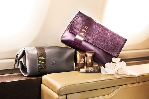 Etihad Airways chooses Christian Lacroix & Omorovicza for First Class