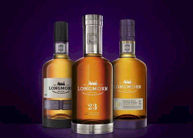 Longmorn unveils new range of 'luxury' Scotch whiskies