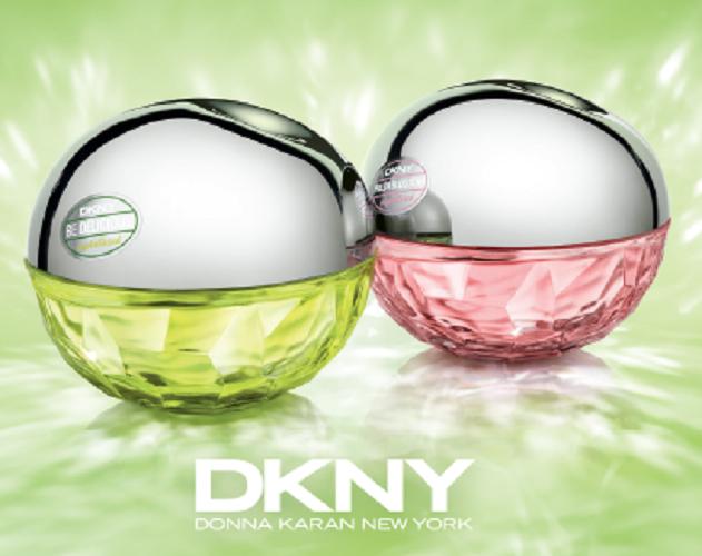 DKNY sparkles ahead of the holidays