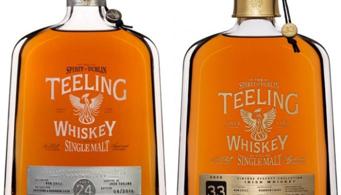 Teeling Whiskey release world's rarest Irish Single Malt collection