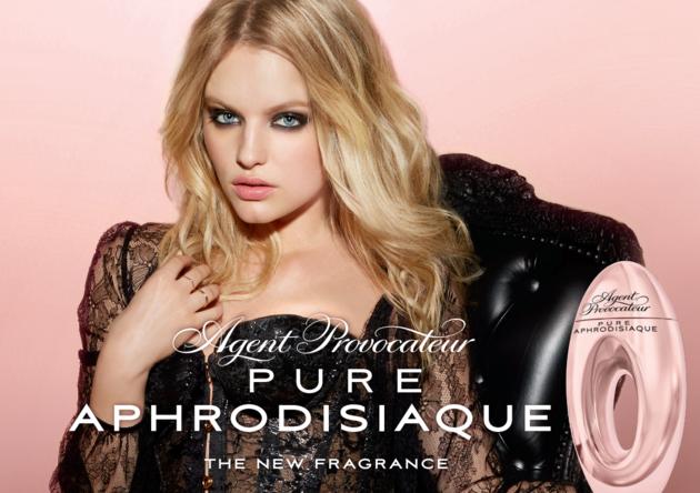 Agent Provocateur reveals Pure Aphrodisiaque fragrance